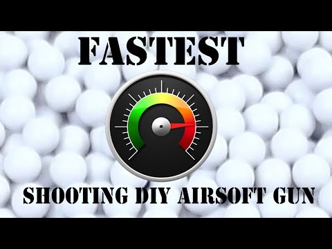 Make The BEST DIY AIRSOFT GUN You've Ever Seen