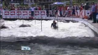 Canoe Slalom World Cup Race 3 Augsburg/GER 2009