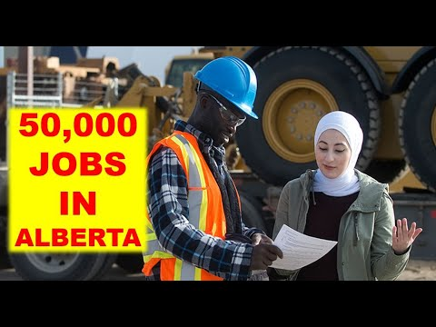 50,000 Jobs Available In Alberta | Find Jobs In Alberta Online