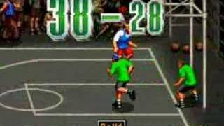 Street Hoop: 75 points attack.