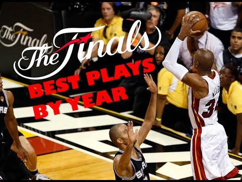 NBA Finals Best Play By Year (2000-2017)