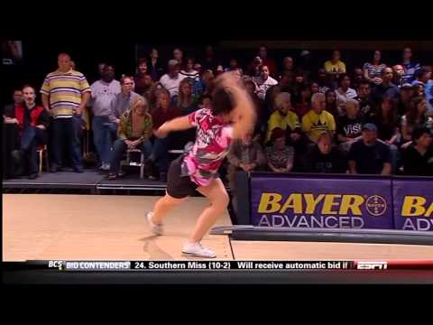 2011 GEICO World Bowling Tour Finals   Womens Match 02