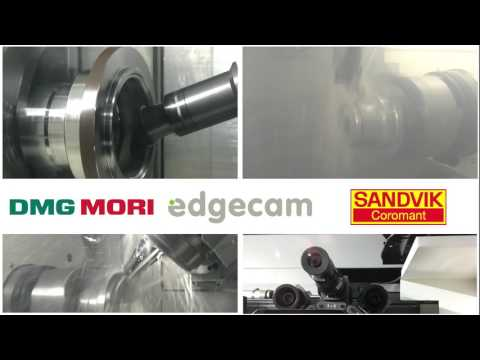 Machining Efficiency Collaboration | Edgecam