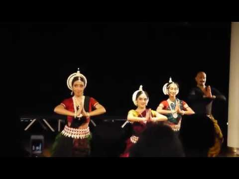 Darbar Festival - Odissi Ensemble - gods And Mortals - Part 4 0f 8
