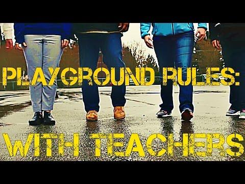 Playground Rules!