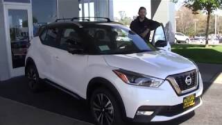 2019 Nissan Kicks Sr Premium Package - Future Nissan Of Folsom