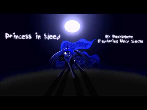 Ponysphere - Princess in need (feat. Secret Metal)