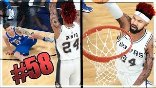 MAXED OUT BALL HANDLING! So Many Ankle Breakers! NBA 2k18 MyCAREER Ep. 58