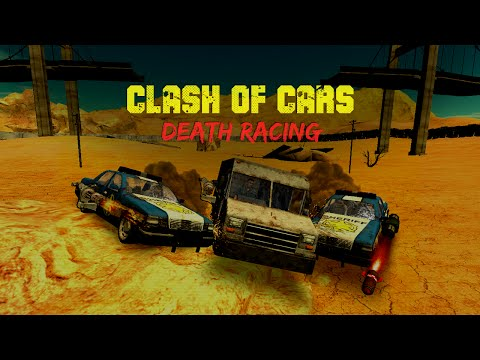 Clash of Cars: Death Racing - mobile game