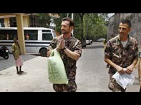 Kerala can't act in Italian marines case, says Centre; Supreme Court slams stand