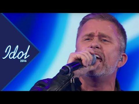 Jan Johansen - Se på mig (Live) - Idol Sverige (TV4)