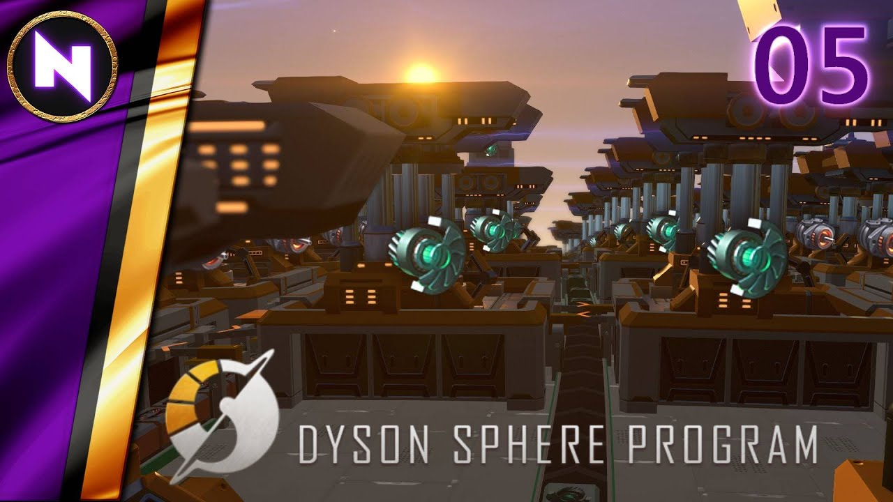 Download Never Enough Of Turbines/Processors   #5   Dyson Sphere Program   Lets Play/Walkthrough/Guide