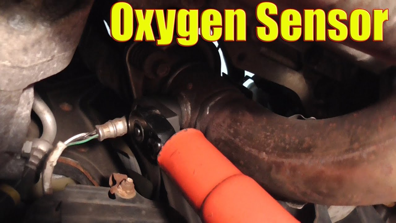 hight resolution of how to replace o2 oxygen sensor in honda civic p0134 code obd2 air fuel sensor