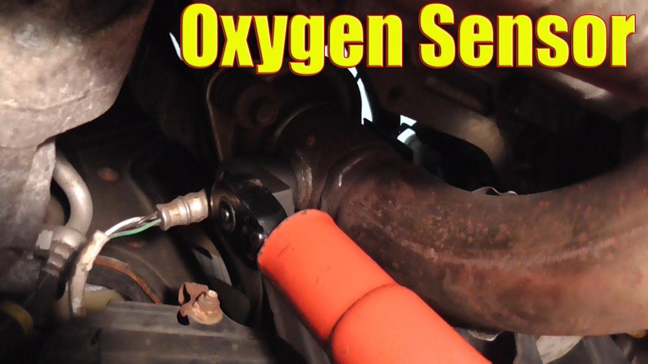 How to Replace O2 Oxygen Sensor in Honda Civic | P0134 Code Obd2 | Air Fuel  Sensor