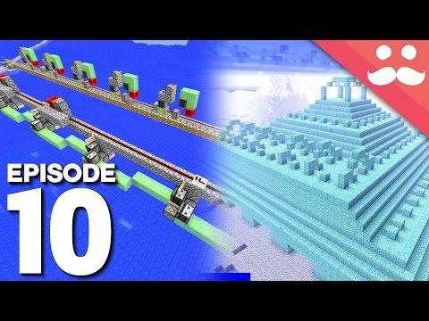 Hermitcraft 5: Episode 10 - AUTO MONUMENT...