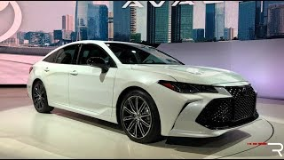 2019 Toyota Avalon – Redline: First Look – 2018 NAIAS