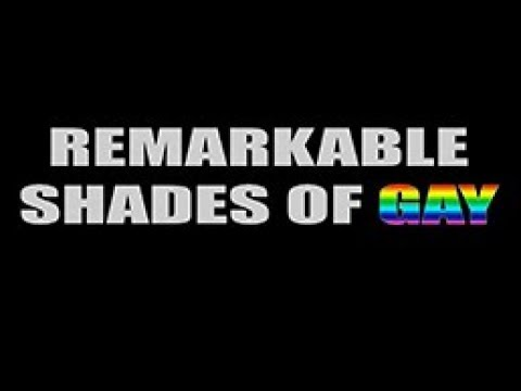 Remarkable Shades of GAY (gay short films) from YouTube · Duration:  2 minutes 52 seconds