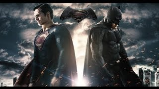 Batman v Superman: Dawn of Justice Trailer Ben Affleck / Henry Cavill [FANMADE]