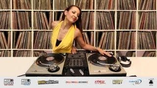 DJ D - Australia's premiere female turntablist promo 2012 HD version