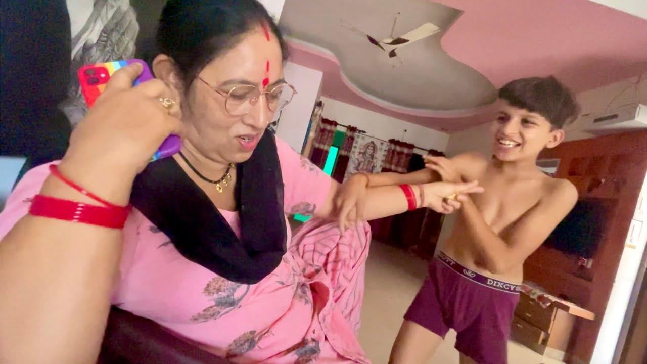 Mummy Or Piyush Ki Larai 😂