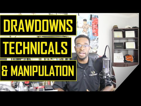 Forex Tips: Drawdowns, Technicals & Manipulation