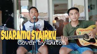 SUARAMU SYAIRKU - Harry Versi Kroncong II Cover by Guton