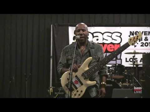 Nathan East at Bass Player LIVE! 2013