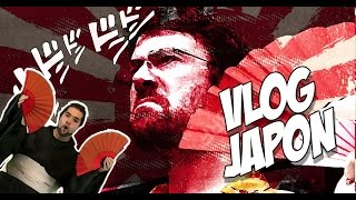 VLOG - Sebastien-San et Frédéric-San au Japon