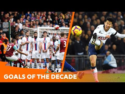 BEST Premier League Goals of the Decade | 2010 - 2019 | Part 2