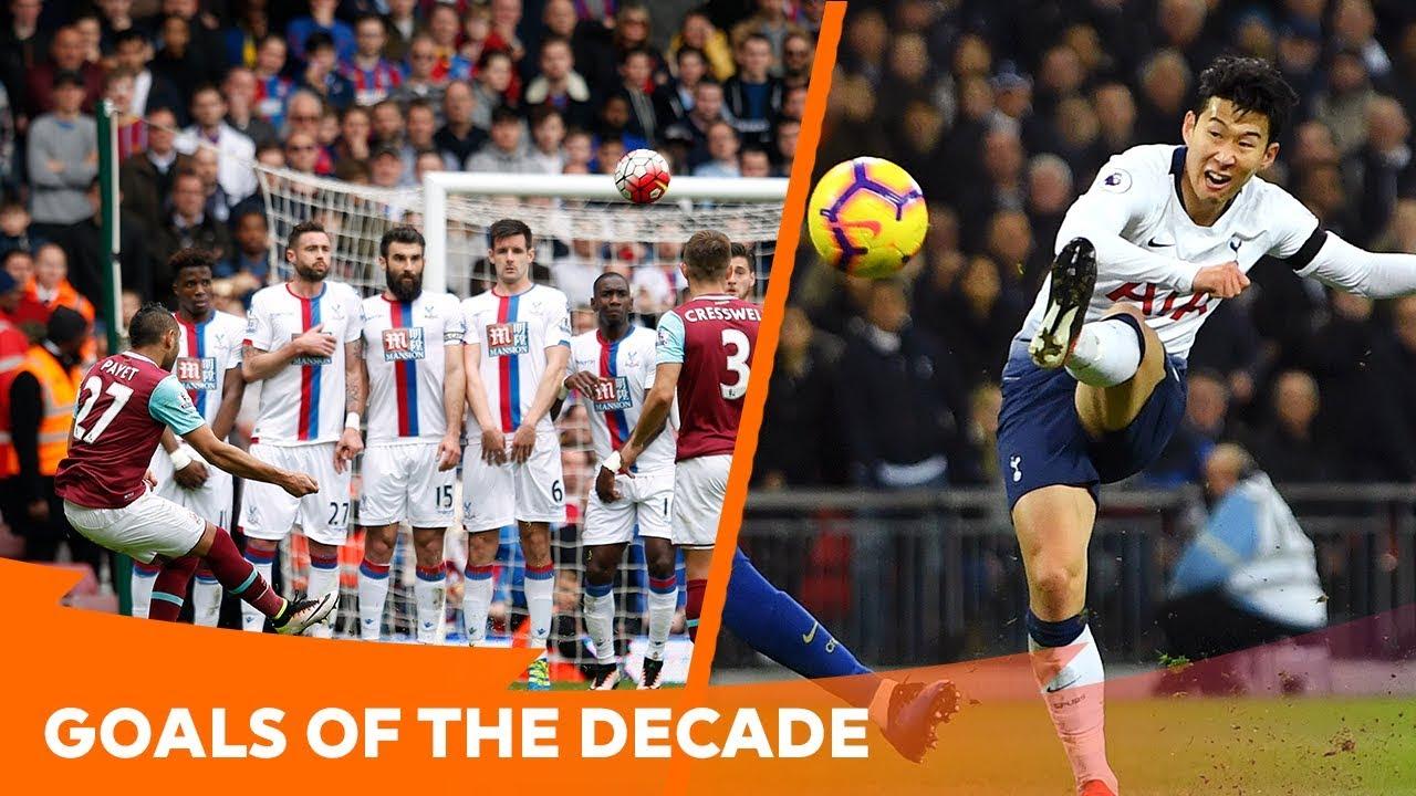 Download BEST Premier League Goals of the Decade | 2010 - 2019 | Part 2