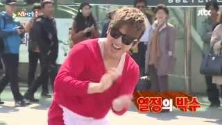 神話, SHINHWA TV 전진&민우! 내복브라더스의 'Wild Eyes' - 신화방송 54회