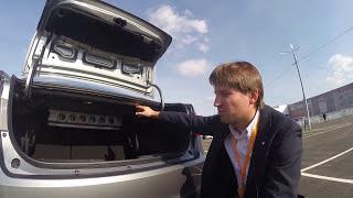 Первый тест-драйв Lada Vesta
