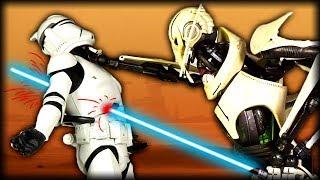 GENERAL GRIEVOUS *BRUTAL* KILLS - Star Wars Battlefront 2 Gameplay