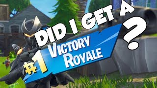 Breaker- DID I GET A VICTORY ROYALE!? -FORTNITE Mobile....