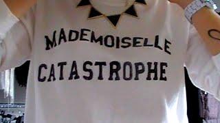 DIY - Pull Mademoiselle Catastrophe