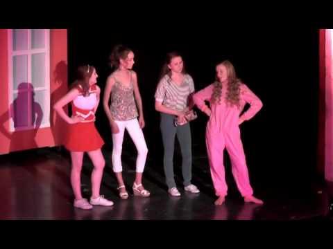 Dulaney High School: Legally Blonde 2017