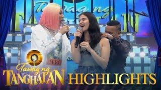 Tawag ng Tanghalan: Vice and Anne love Bobby Dagdag Jr's massage