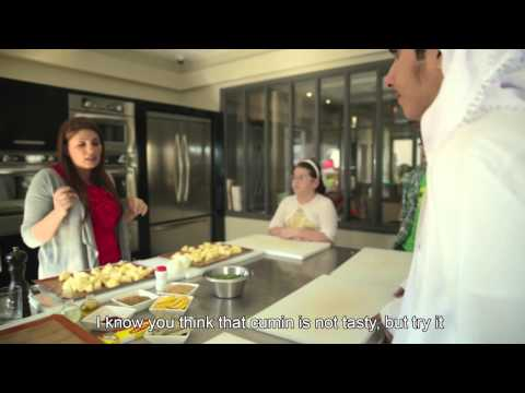 MAGGI Diaries: UAE Episode 14- Healthy cooking for a better life طهي صحي لحياة أفضل