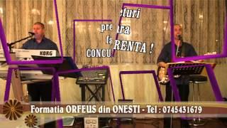 Formatia ORFEUS din ONESTI - COLAJ HORE - Tel : 0745431679 - clip  4.mkv
