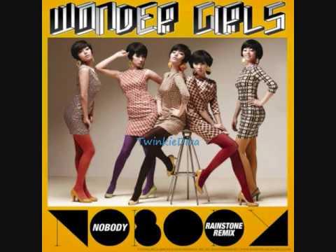 Wonder Girls -  Noboby Rainstone Remix (English) W/ DL Mp3
