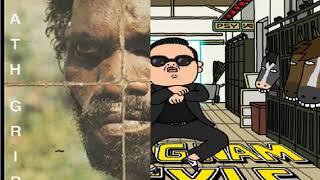 PSYDG - Gangyon Style (Death Grips / PSY mashup)