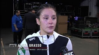 Fight Night Mexico City: Alexa Grasso