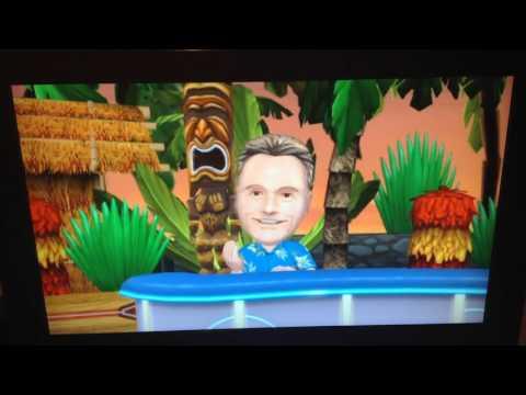 Wii Wheel of Fortune #2 Pt. 1