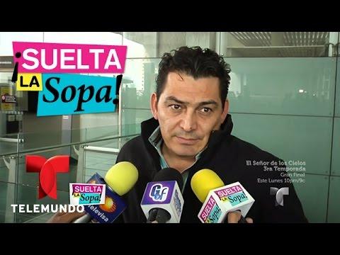 Suelta La Sopa | José M Figueroa defiende su tio Federico de acusaciones de narco | Entretenimiento
