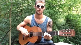Britney Spears - Everytime (Luca Roncoroni acoustic guitar cover)