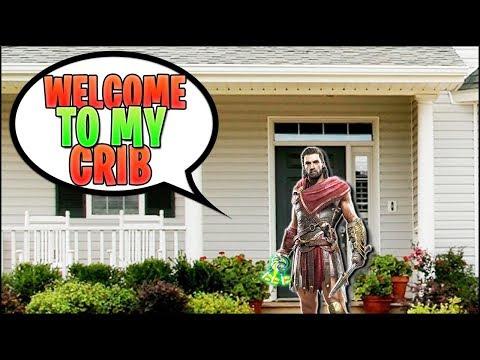HOUSING & Familie im DLC - Assassin's Creed Odyssey DLC Kapitel 2 Release & weitere Infos thumbnail