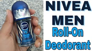 Nivea Men Fresh Active Deodorant Best Roll On Deodorant For Men