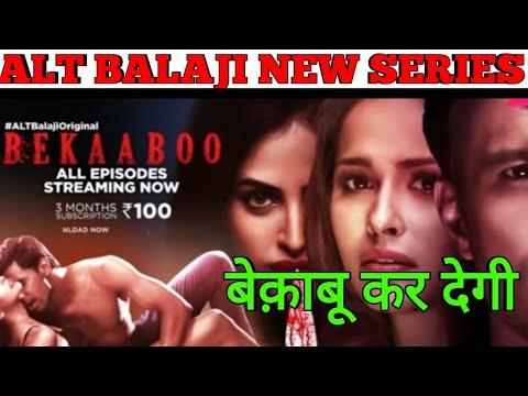Download Bekaaboo - web series   review   alt balaji   new hot web series   priya banerjee  bekaboo  scene