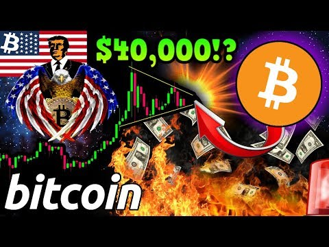 Bitcoin CRITICAL Levels!!! USA Could 'RUN OUT Of CASH!'? $40k Possible THIS YEAR!?
