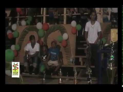 Mark Batson In Mabaruma Guyana